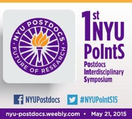 NYU PoIntS (Postdocs Interdisciplinary Symposium)